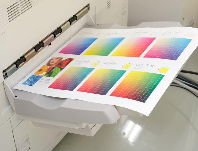 DTP作業シリーズ・第2章・バート1:DTP作業の印刷物ができるまで